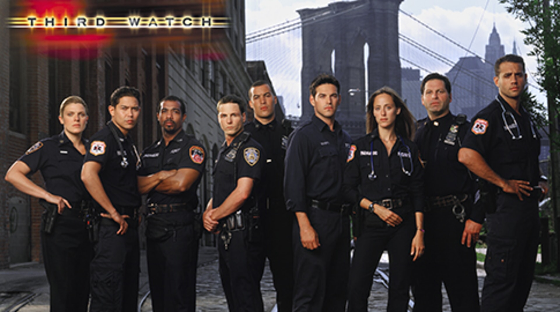 Third Watch: Season 1 - Image 1