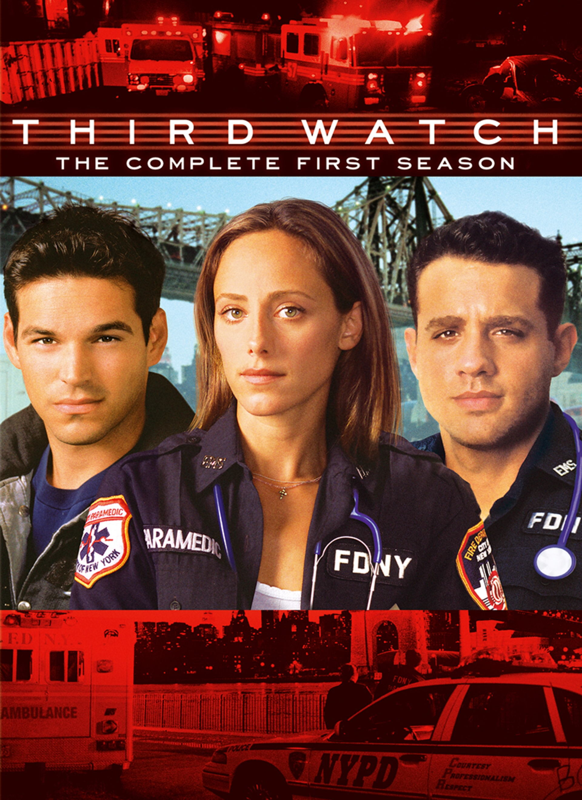 Third Watch: Season 1 - Poster 1