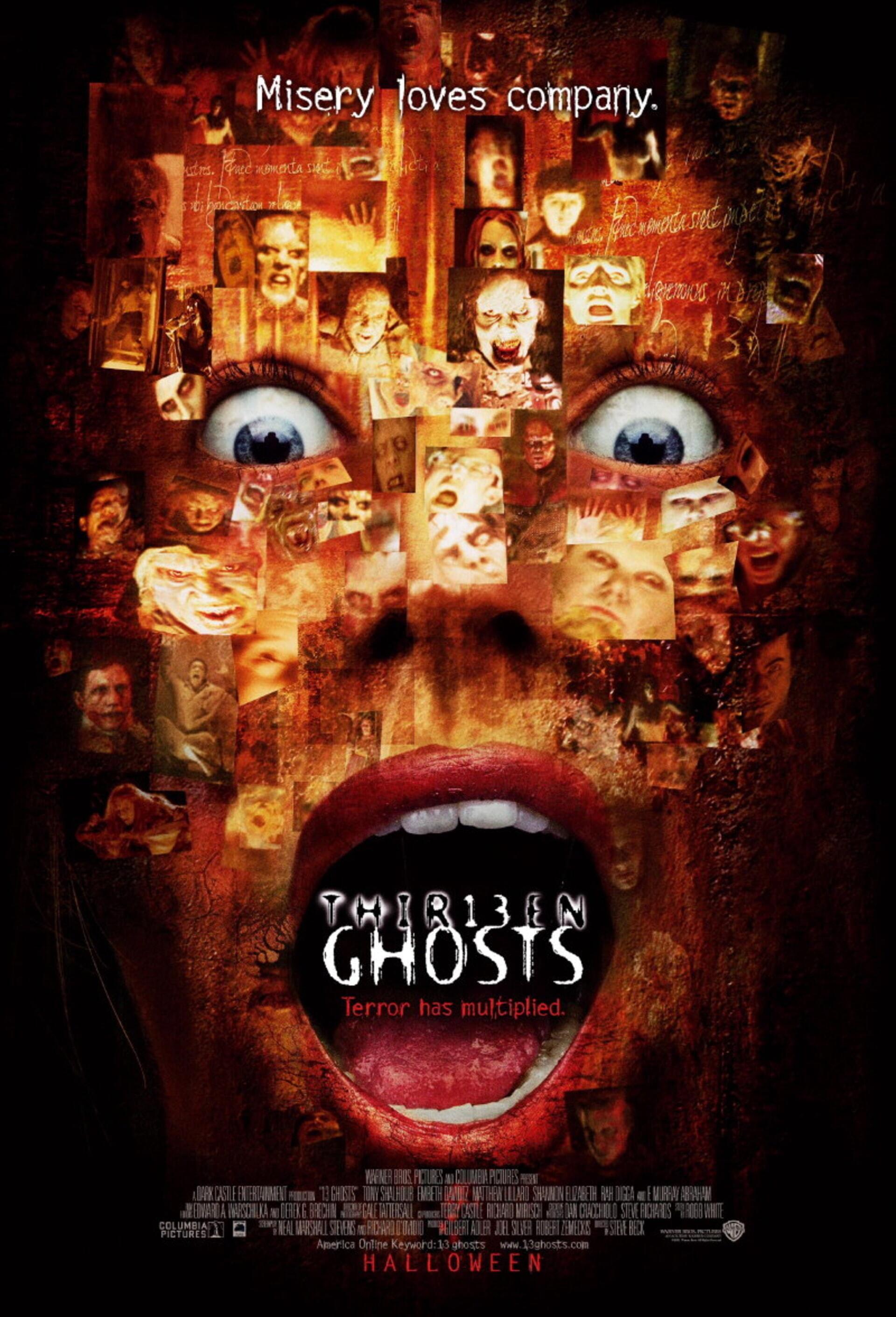 Thirteen Ghosts - Poster 1