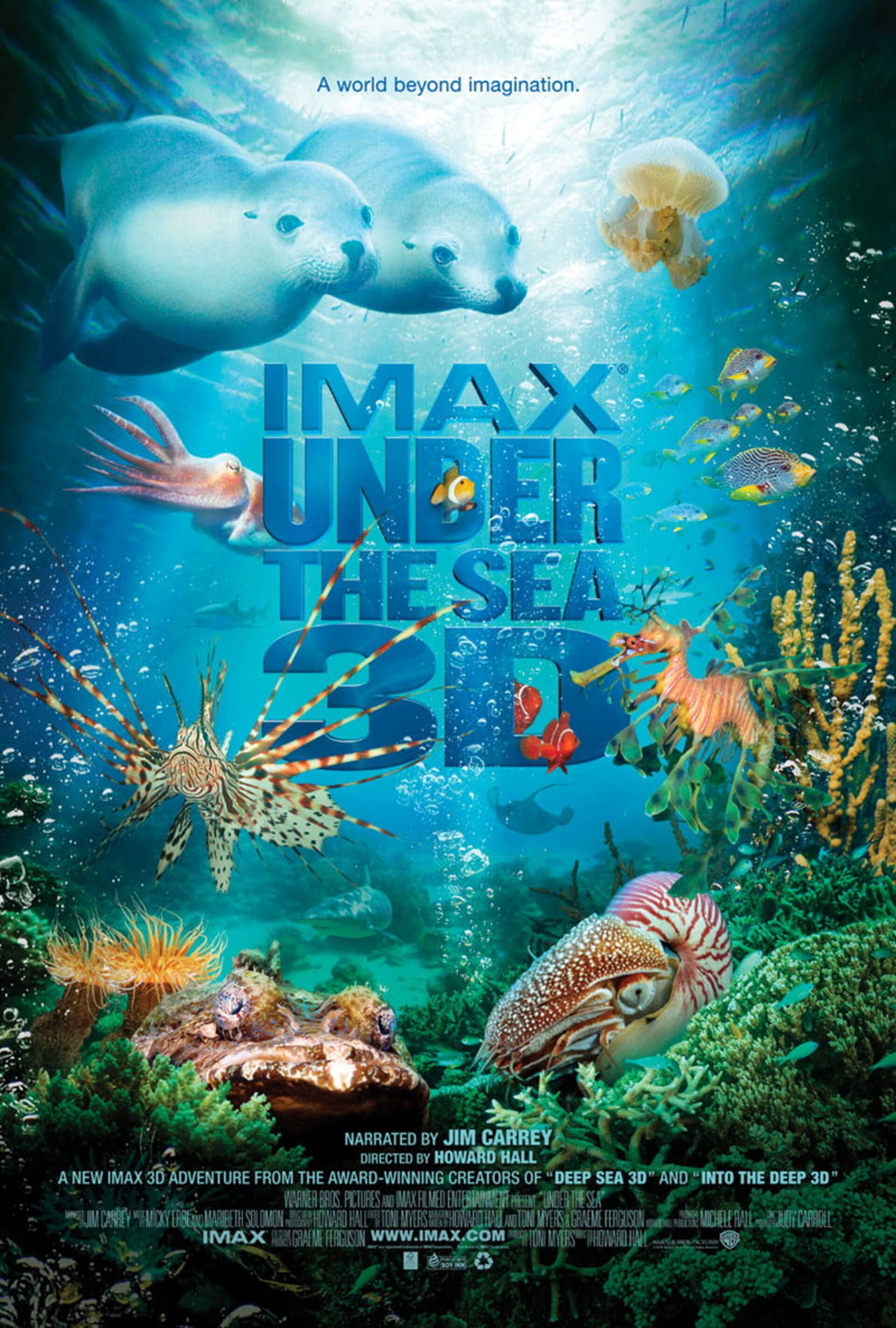 Under the Sea - Poster 1