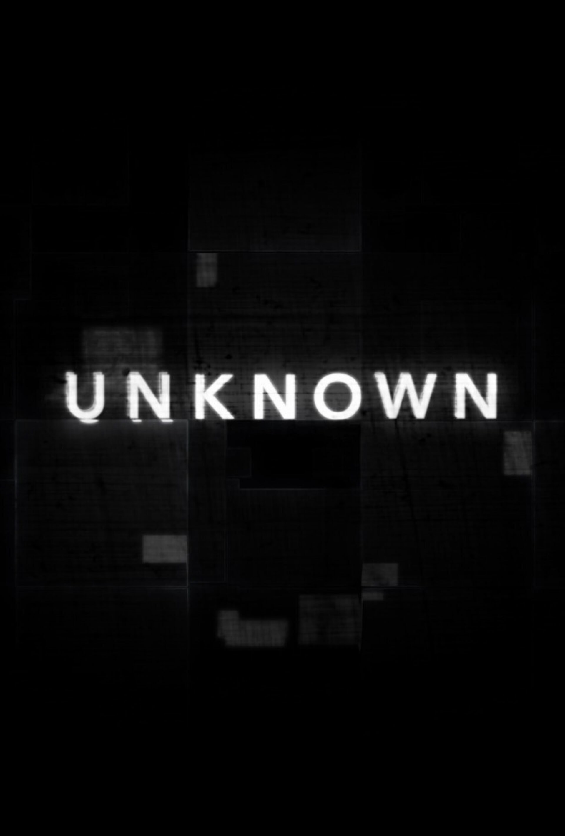 Unknown - Poster 2