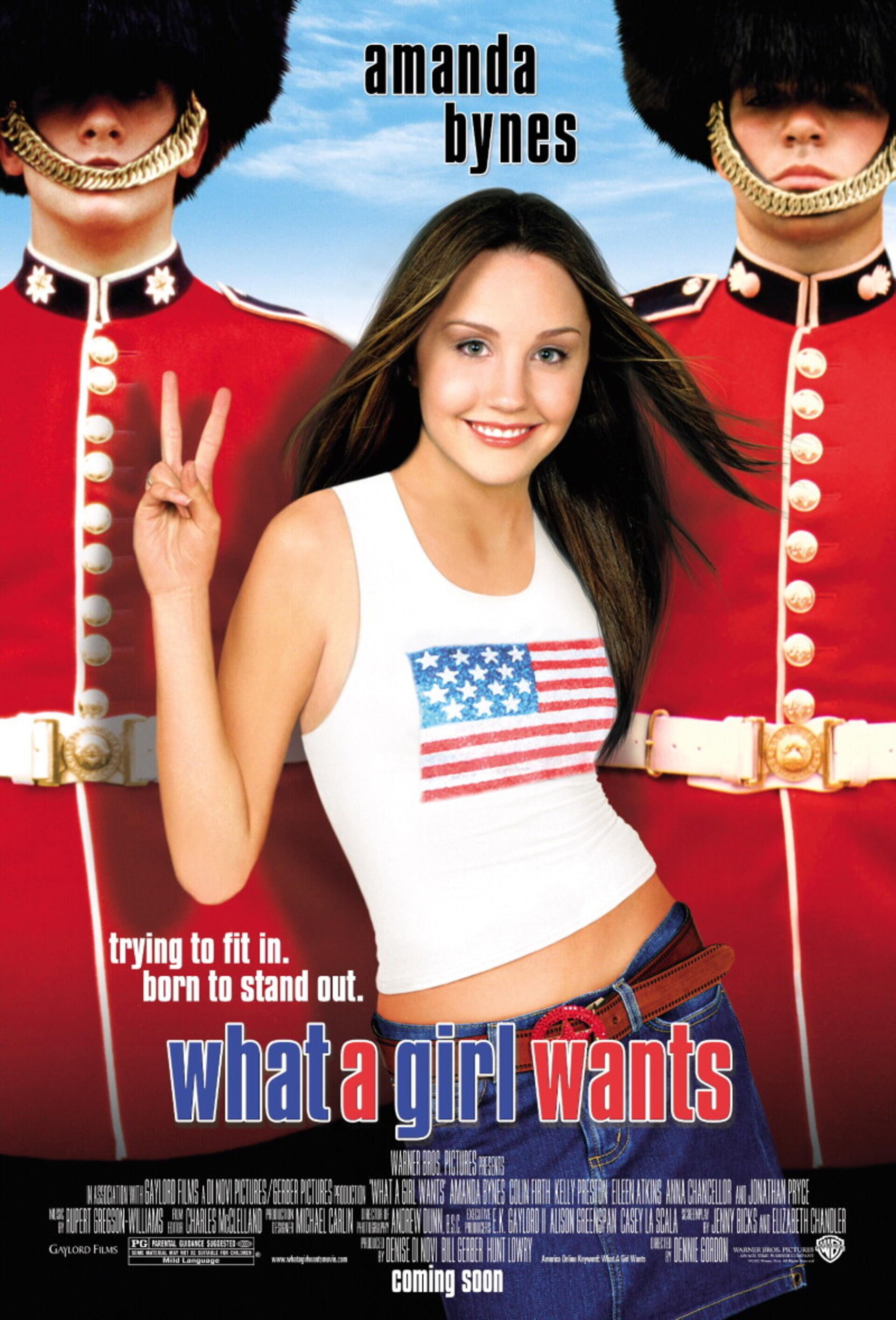 What a Girl Wants - Poster 1