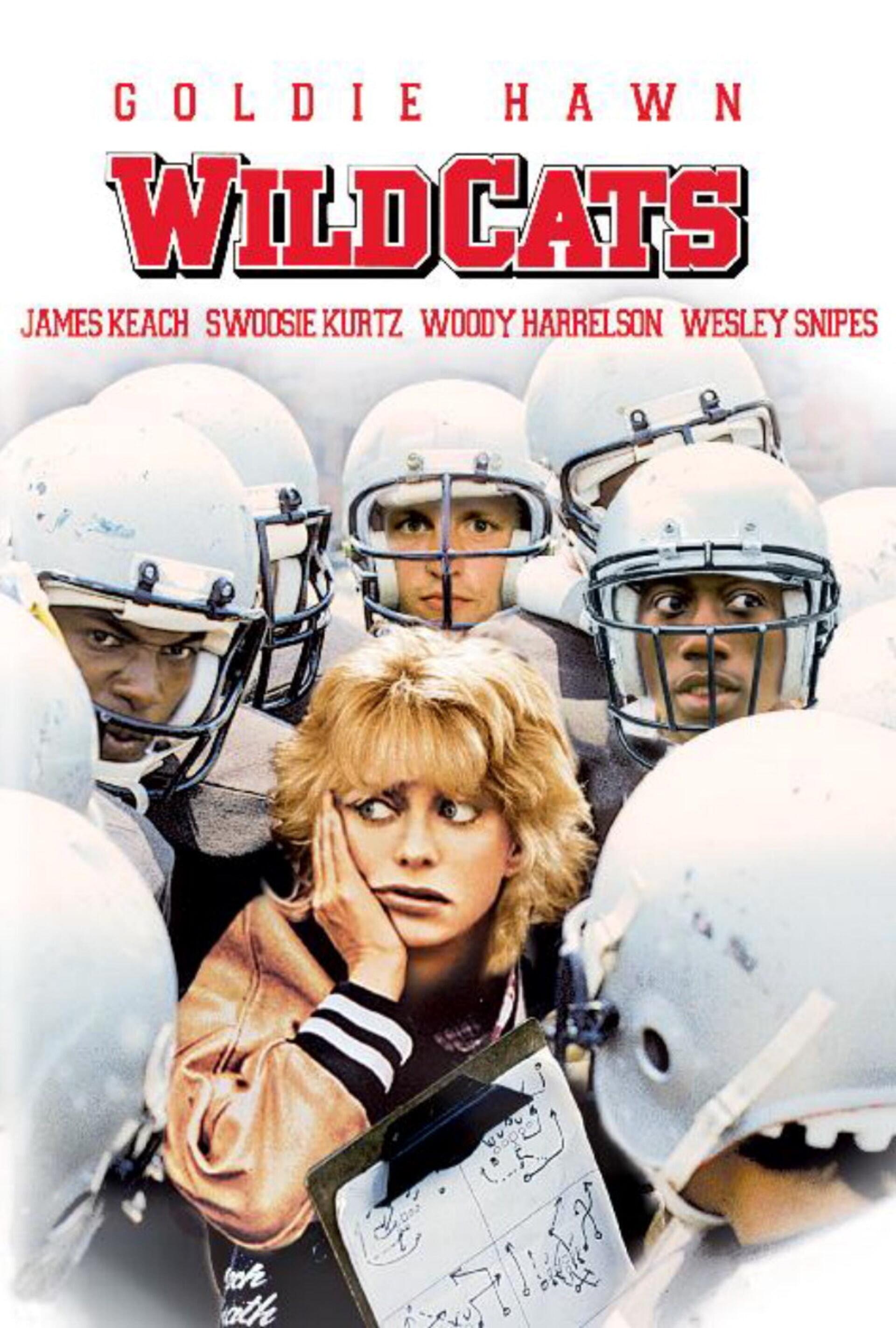 Wildcats - Poster 1