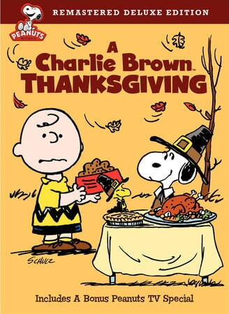 Peanuts: A Charlie Brown Thanksgiving - Poster 1