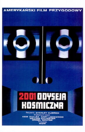2001: A Space Odyssey - Poster 3