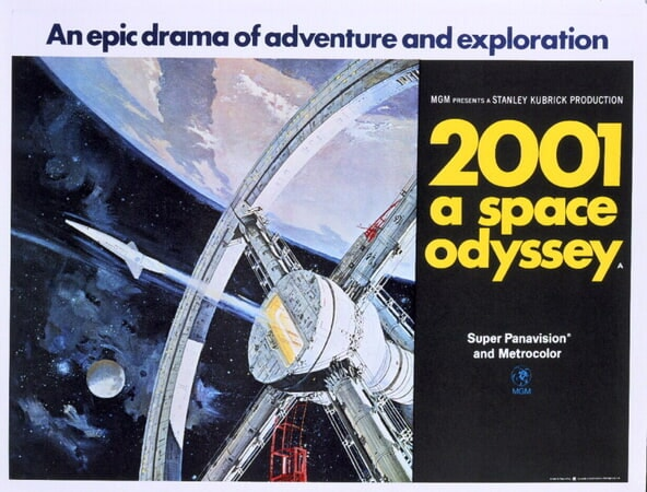 2001: A Space Odyssey - Poster 5