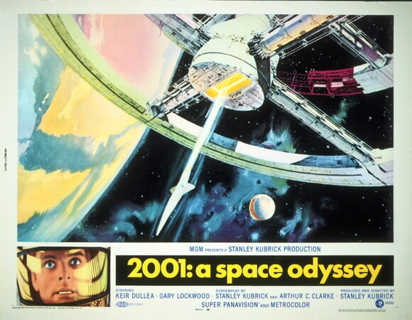 2001: A Space Odyssey - Poster 7