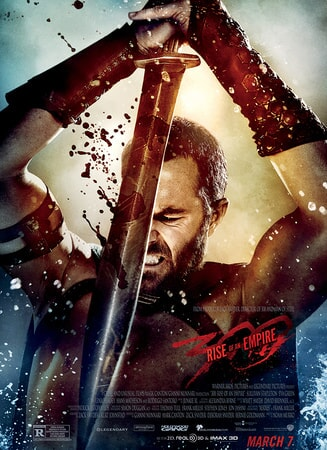 300: Rise of an Empire - Poster 1