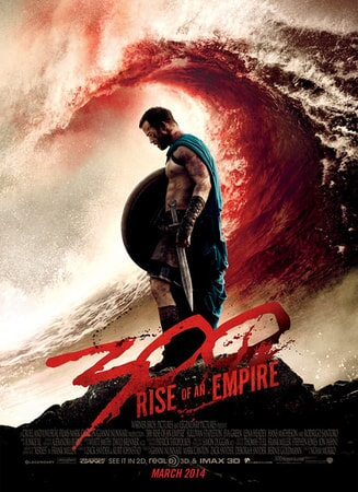 300: Rise of an Empire - Poster 3
