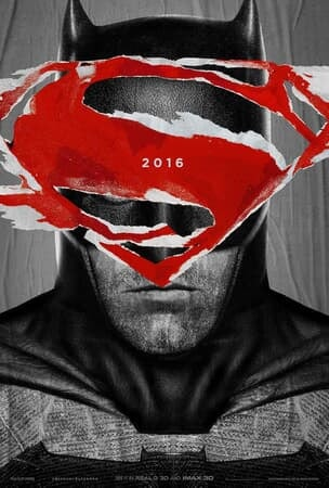 Batman v Superman: Dawn of Justice - Poster 2