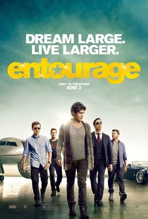 Entourage - Poster 1