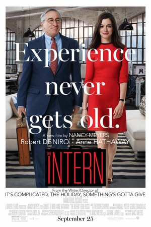 The Intern - Poster 1