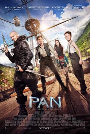Pan - Poster 1