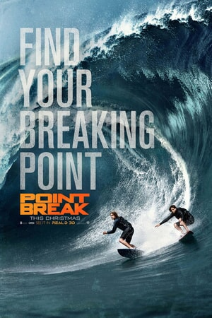 Point Break (2015) - Poster 1