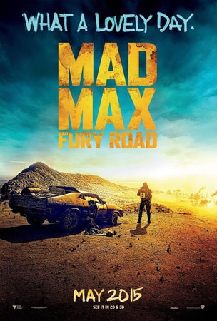 Mad Max: Fury Road - Poster 2