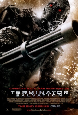 Terminator Salvation - Poster 1