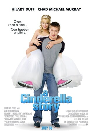 A Cinderella Story - Poster 1
