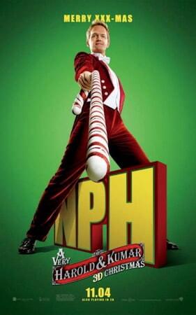 A Very Harold & Kumar Christmas - Poster 3