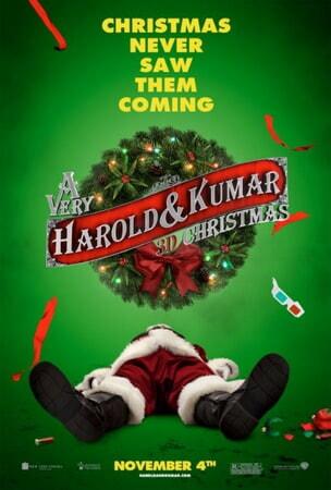 A Very Harold & Kumar Christmas - Poster 4