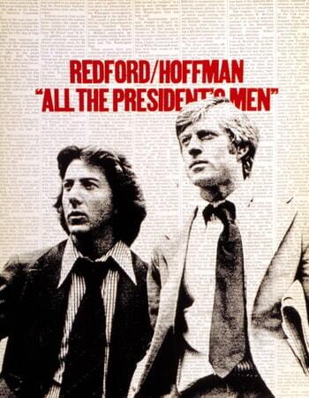 All the President's Men - Poster 1
