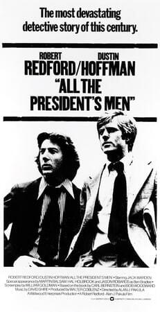 All the President's Men - Poster 2