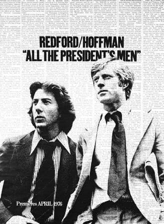 All the President's Men - Poster 3