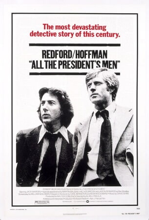 All the President's Men - Poster 4