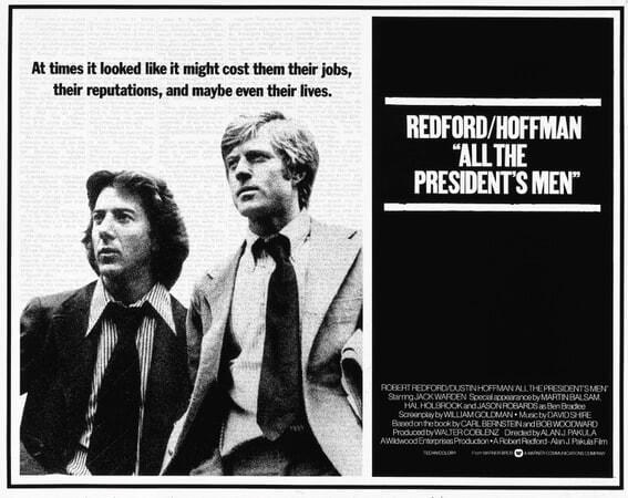 All the President's Men - Poster 5