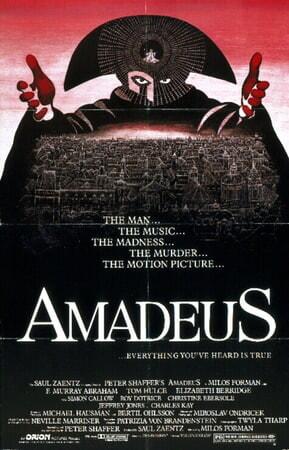 Amadeus - Poster 1