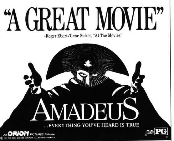 Amadeus - Poster 4