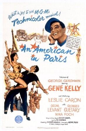 An American in Paris - Poster 1