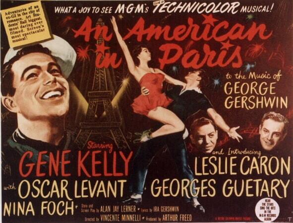 An American in Paris - Poster 3
