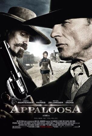 Appaloosa - Poster 1