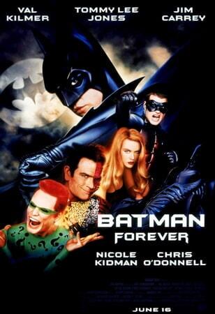 Batman Forever - Poster 1