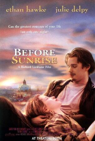 Before Sunrise - Poster 1