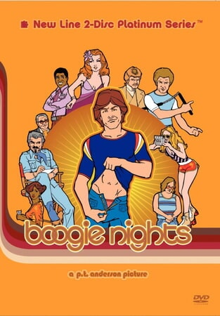 Boogie Nights - Poster 1