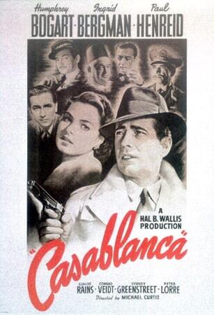 Casablanca - Poster 1