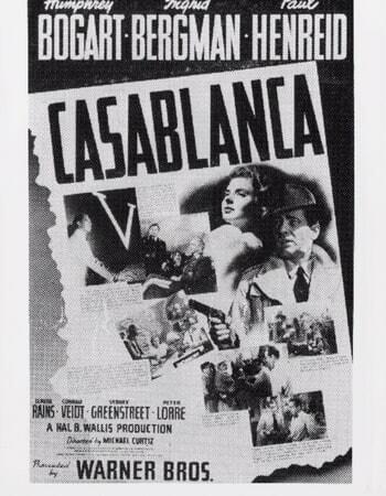 Casablanca - Poster 2