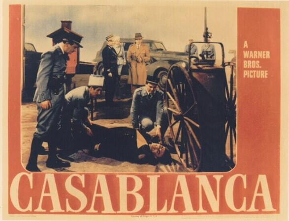 Casablanca - Poster 11