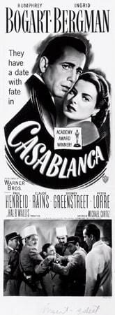 Casablanca - Poster 14