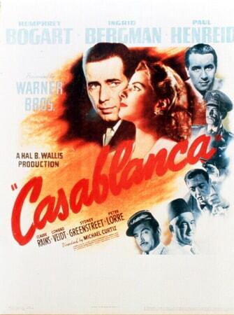 Casablanca - Poster 17