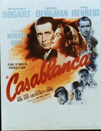Casablanca - Poster 18