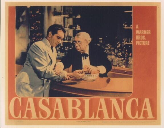 Casablanca - Poster 19