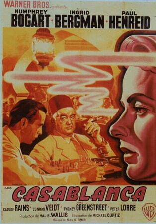 Casablanca - Poster 20