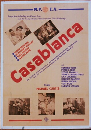 Casablanca - Poster 21