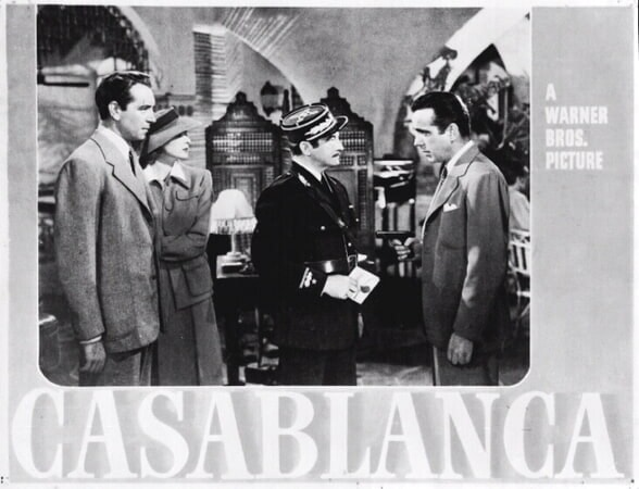 Casablanca - Poster 25