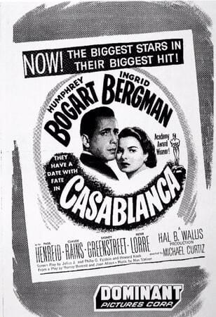 Casablanca - Poster 26