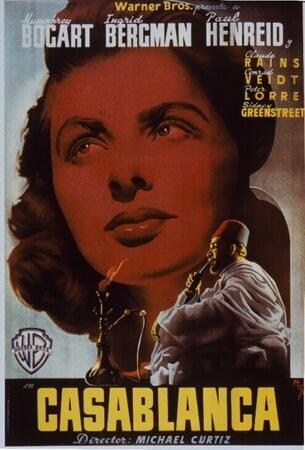 Casablanca - Poster 4