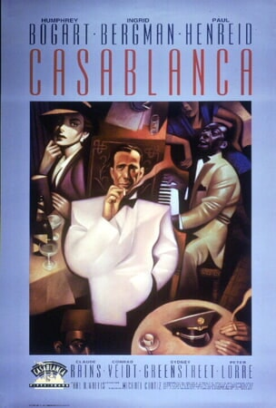 Casablanca - Poster 5