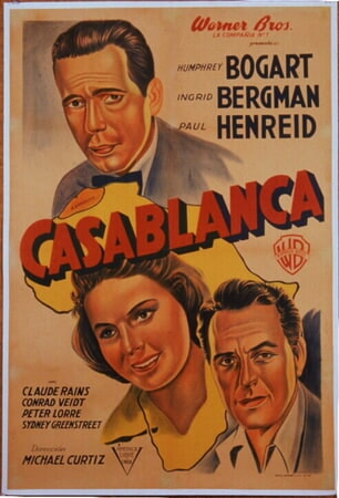 Casablanca - Poster 6